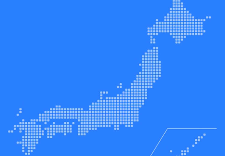 日本全国の施工実績